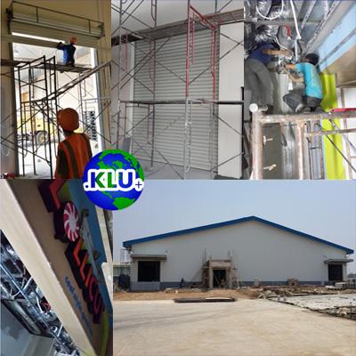 Jual Rolling Door Pabrik Kios