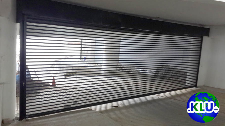 Jual Rolling Door Perforated