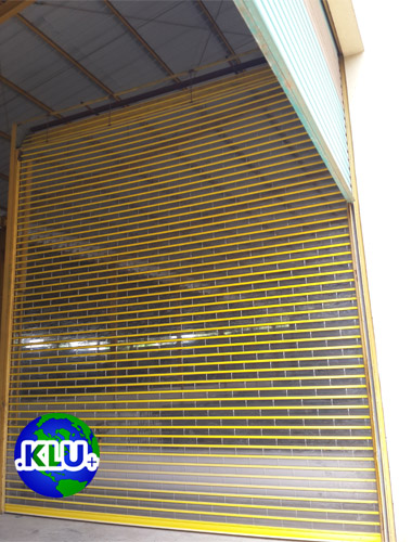 Rolling Door Polycarbonate