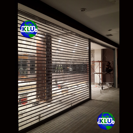 Rolling door indonesia polycarbonate 4