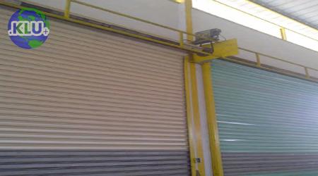automatic rolling door jakarta indonesia