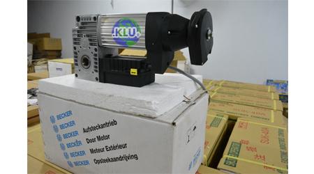 Becker Germany automatic rolling door motor