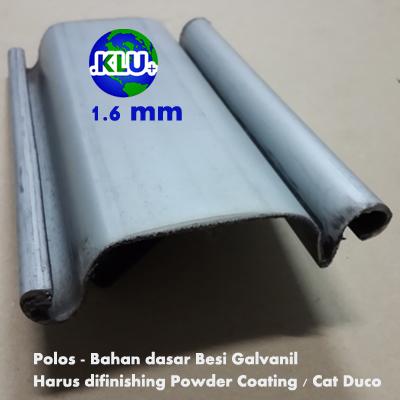 jual rolling door 1.6 mm Indonesia 1