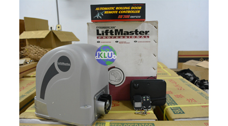 automatic door motor liftmaster sly1000