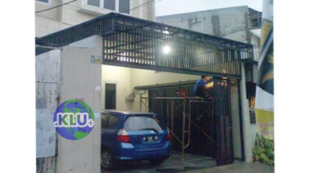 automatic door untuk pintu garasi